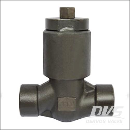 压力密封阀盖止回阀,ASTM A105N, 1英寸,1500级