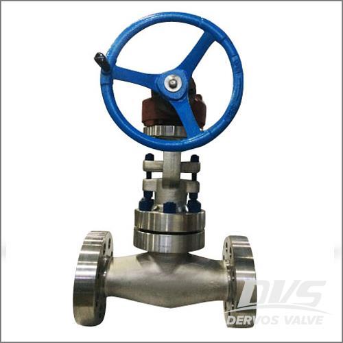 蜗轮操作闸阀,F316L,2英寸,高压