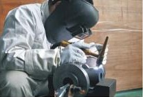 Quality Control 4 - MIG Welding Repair