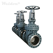 The Selection of the Valves