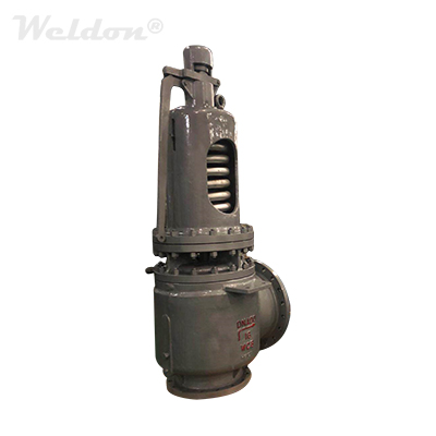Full Lift Safety Relief Valve, A216 WCB, 16 X 18 inch, Class 150 LB