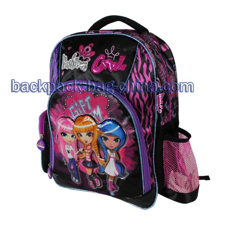 Fashion Girl School Bags