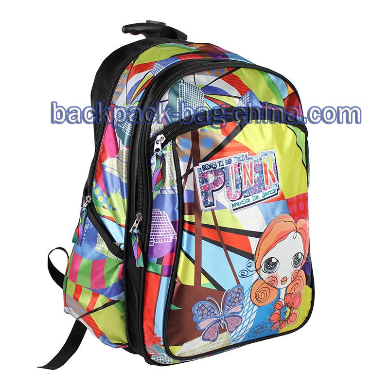 Quality School Trolley Bag