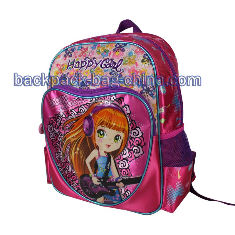 School Fun Girls Bag