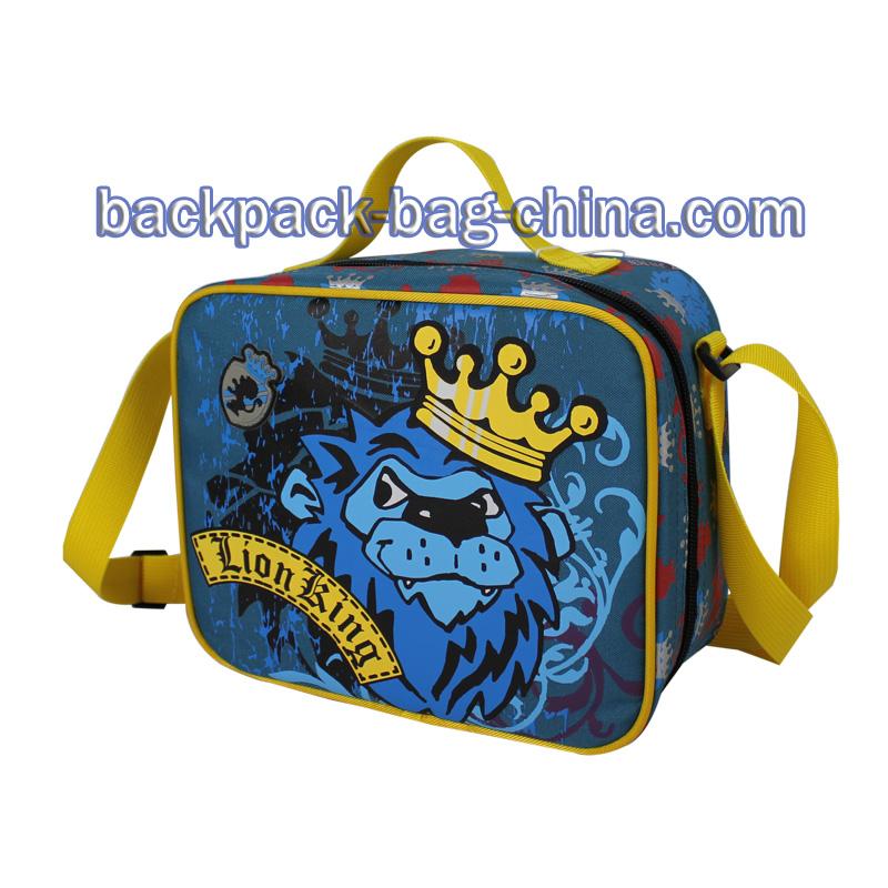 School Cute Lunch Bag