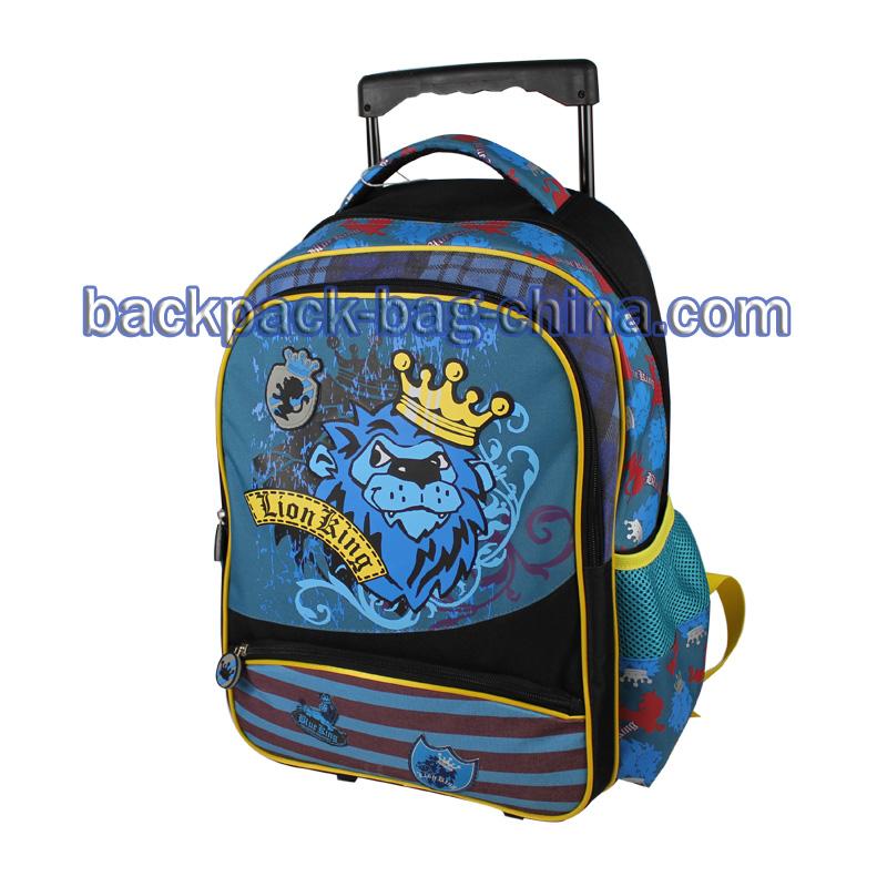 Primary School Trolley Backpack