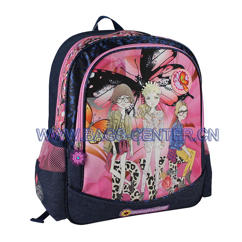 School Girl Backpacks ST-15BG02BP