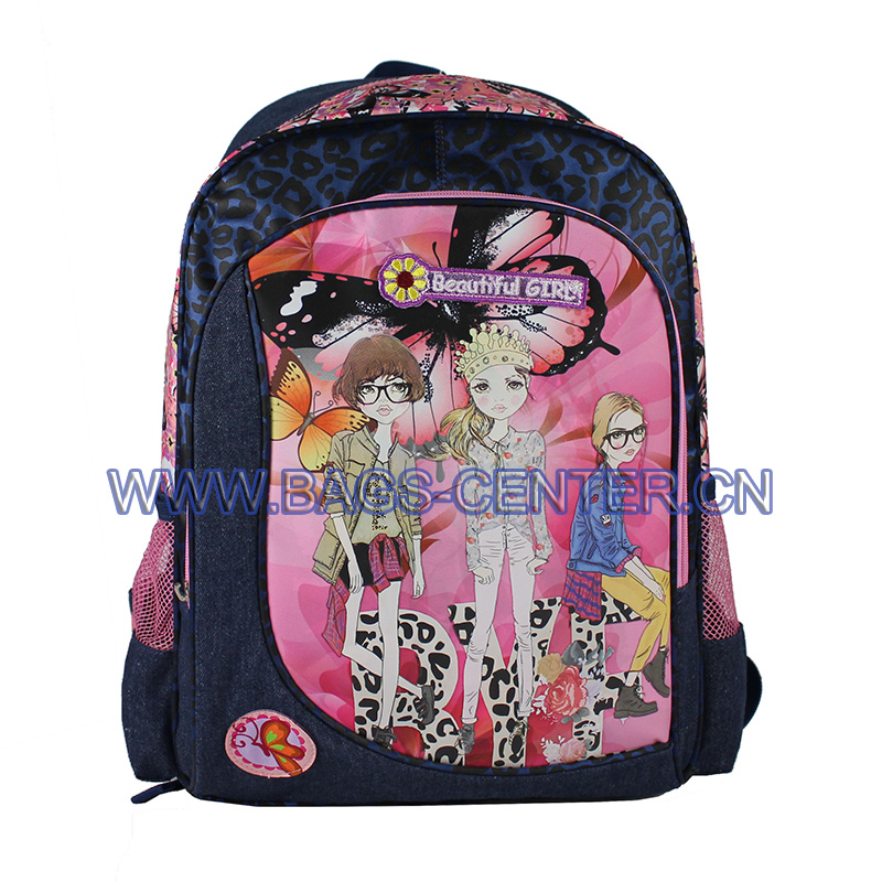 Disney Girl Backpacks ST-15BG01BP
