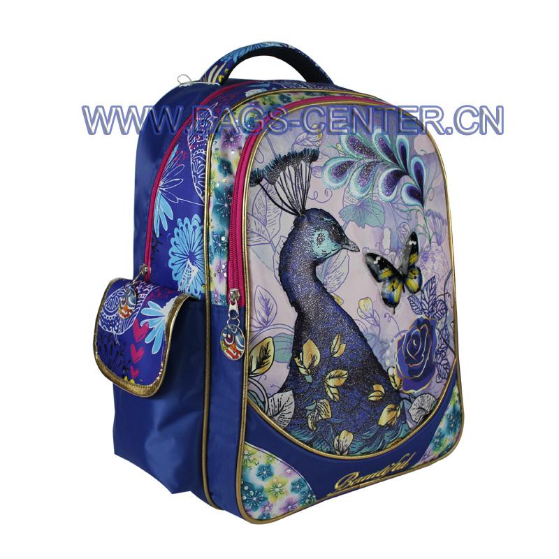 420D PVC Backpacks ST-15BF01BP