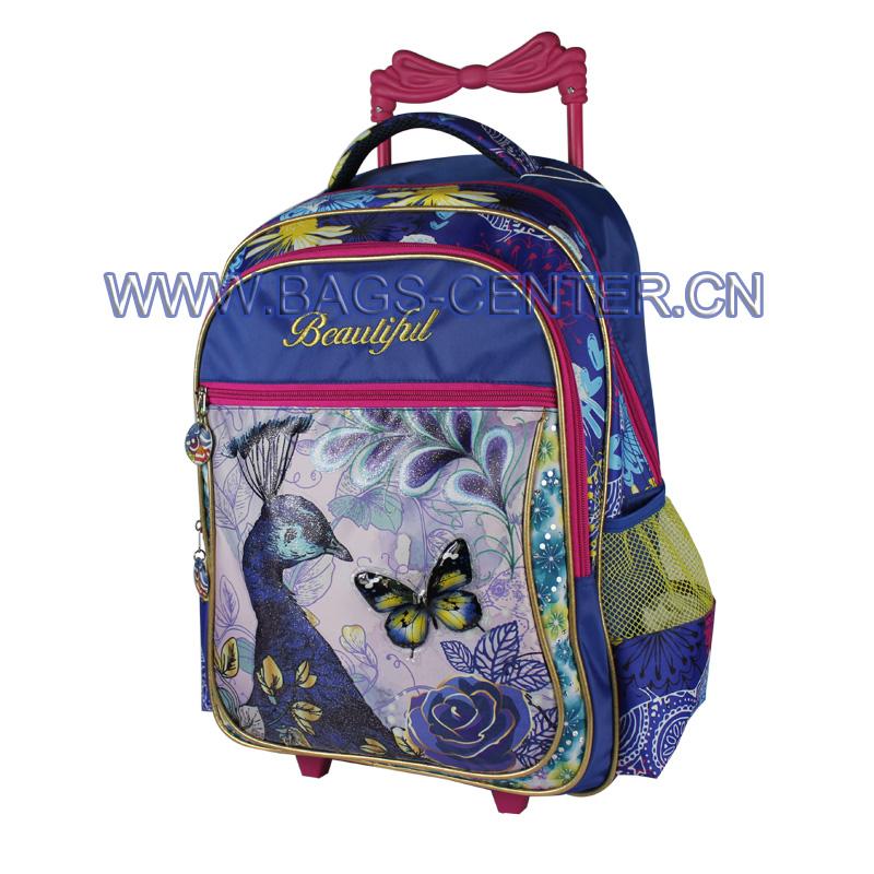 Kid Trolley Travel Bags ST-15BF06TR