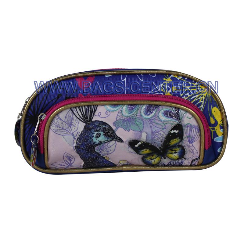 Animal Pencil Bag for Kids Girl ST-15BF11PC