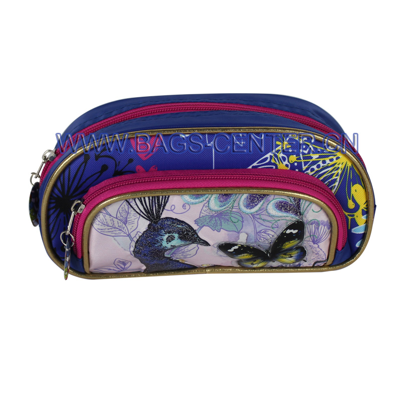 Animal Pencil Bag for Kids Girl ST-15BF11PC