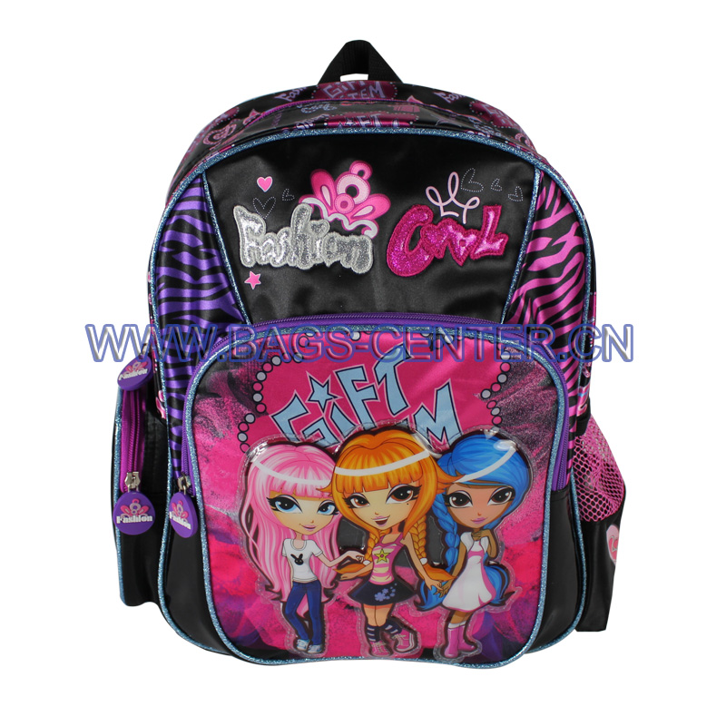 Disney School Backpack ST-15FC03BP