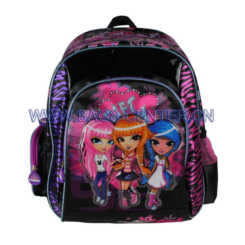 CMYK Printing Backpacks ST-15FC04BP