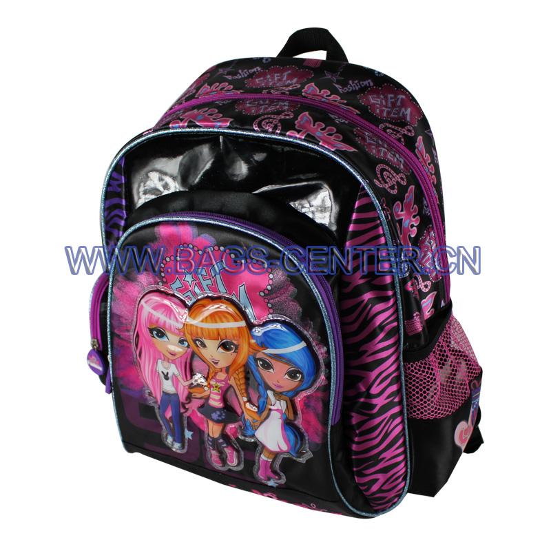 CMYK Printing Backpacks ST-15FC04BP