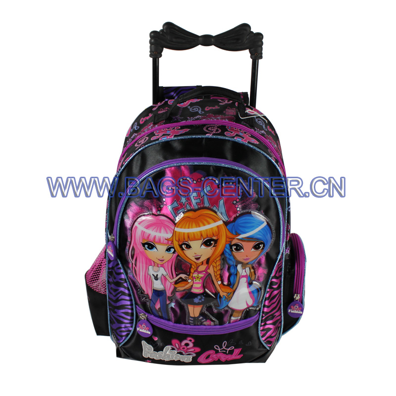 Wheeled Trolley Backpack ST-15FC06TR