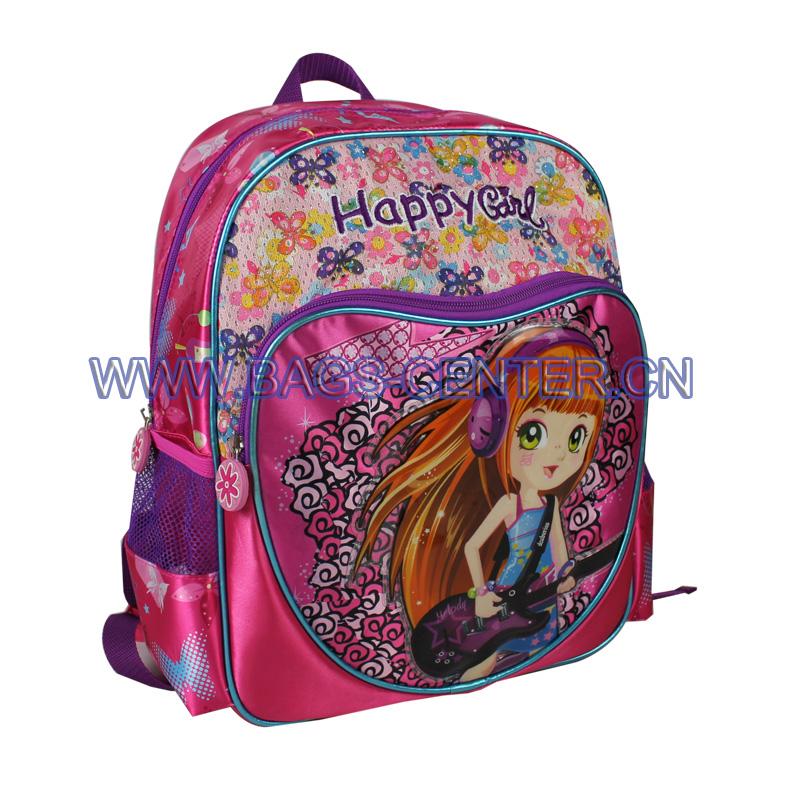 School Backpacking Bags for Girl ST-15HG04BP