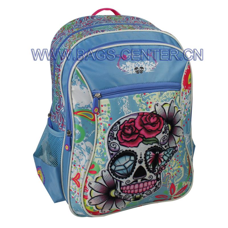 CMYK Printing Children Bookbags ST-15JH12BP