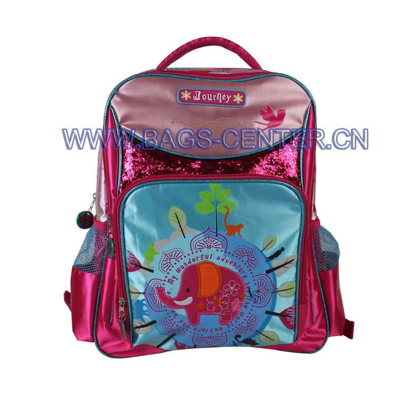 Mini Elephant Laptop Bag for Kid ST-15JY01BP