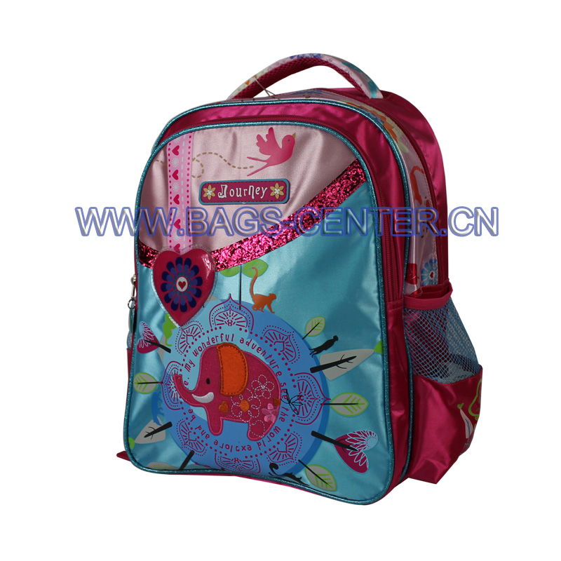 Stain Child School Backpack ST-15JY02BP