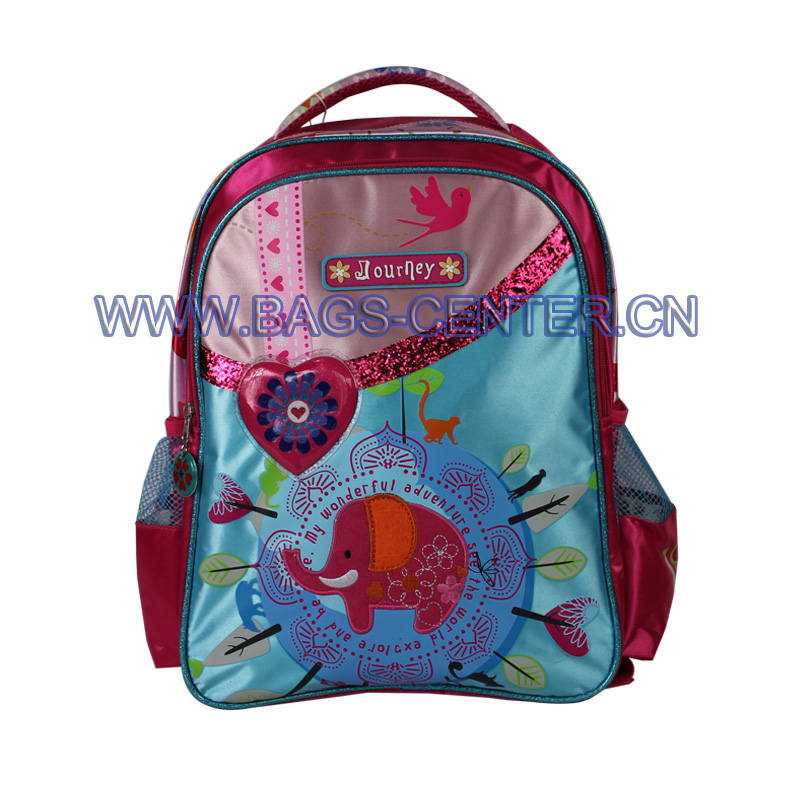 Stain Child School Backpack ST-15JY02BP