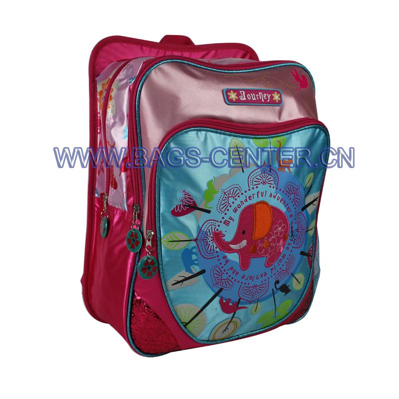 Custom Student Backpack Bag ST-15JY03BP