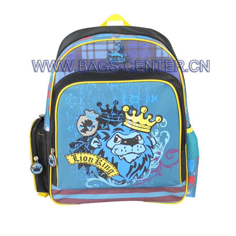 School Backpack Bag ST-15LK04BP