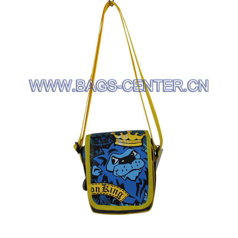 Children Cartoon Shoulder Bag ST-15LK08SB