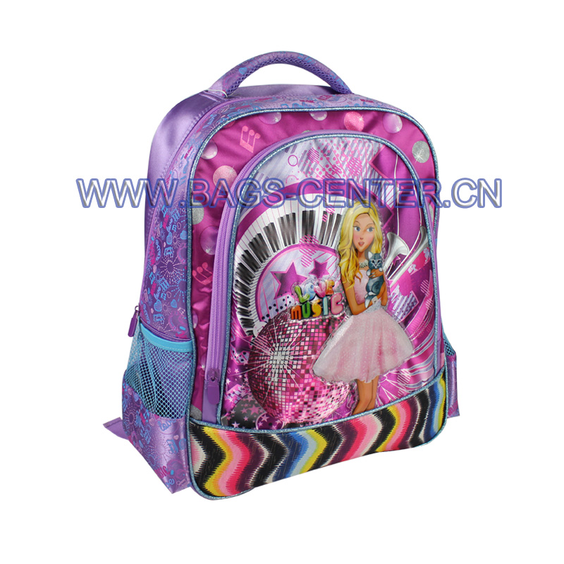 Disney License Kids Backpack ST-15LM03BP