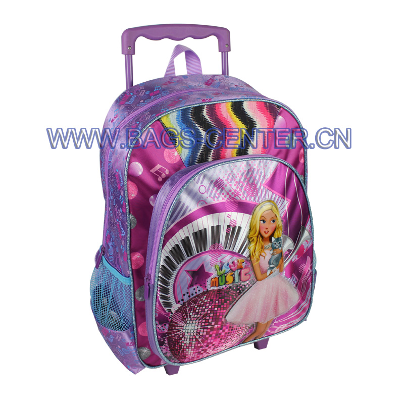 Double Handle Trolley Backpack ST-15LM06TR