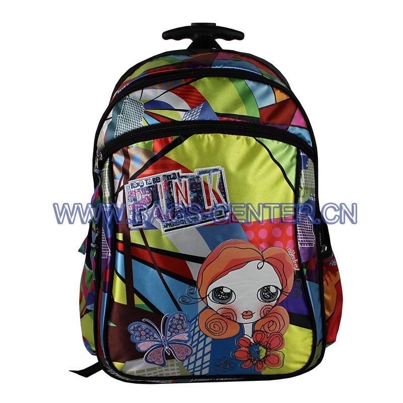 Disney Trolley Bags ST-15PK04TR