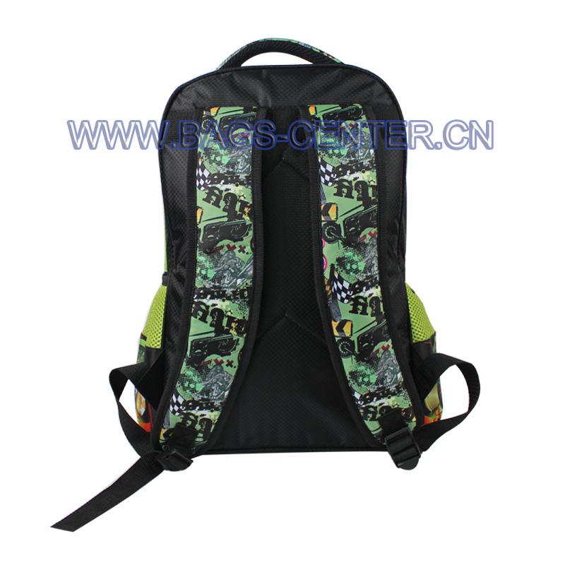 Reflective Strap Kids Backpack ST-15TR02BP