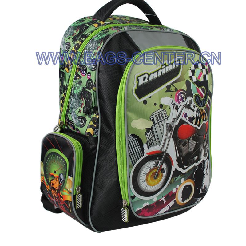 Custom Disney Cars Backpacks ST-15TR03BP