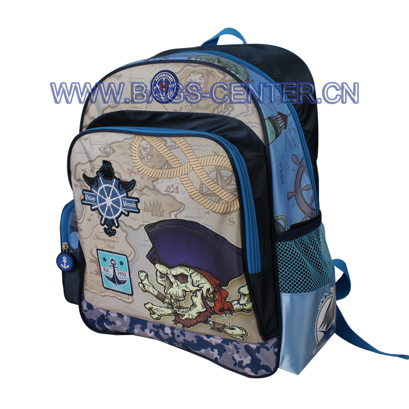420DPVC Teens Backpack Bags ST-15VV04BP