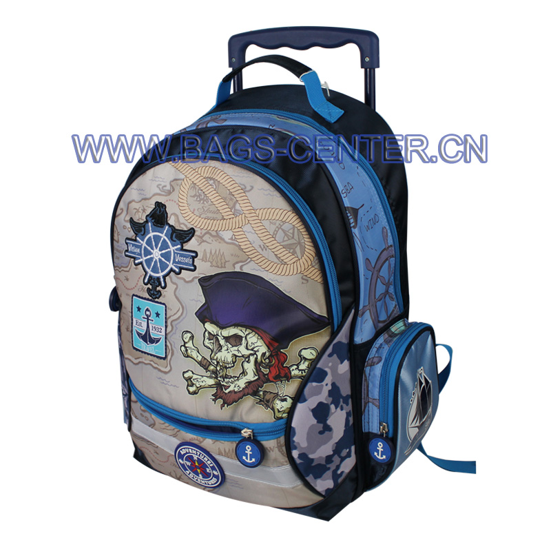 Two Handle Pirate Trolley Bags ST-15VV06TR