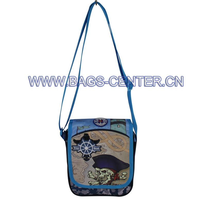 Pirate License Shoulder Bag ST-15VV07SB