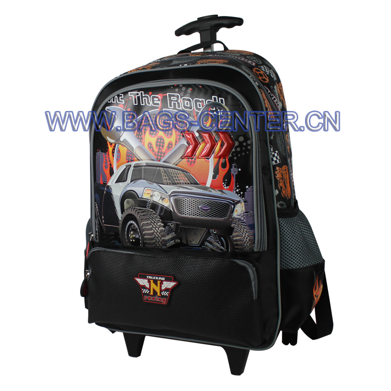 Single Handle Trolley Backpack ST-15TR06BP