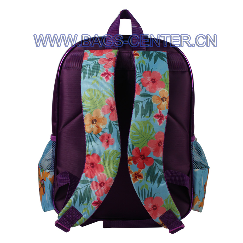 Backpack with Two Front Pockets ST-15SM04BP
