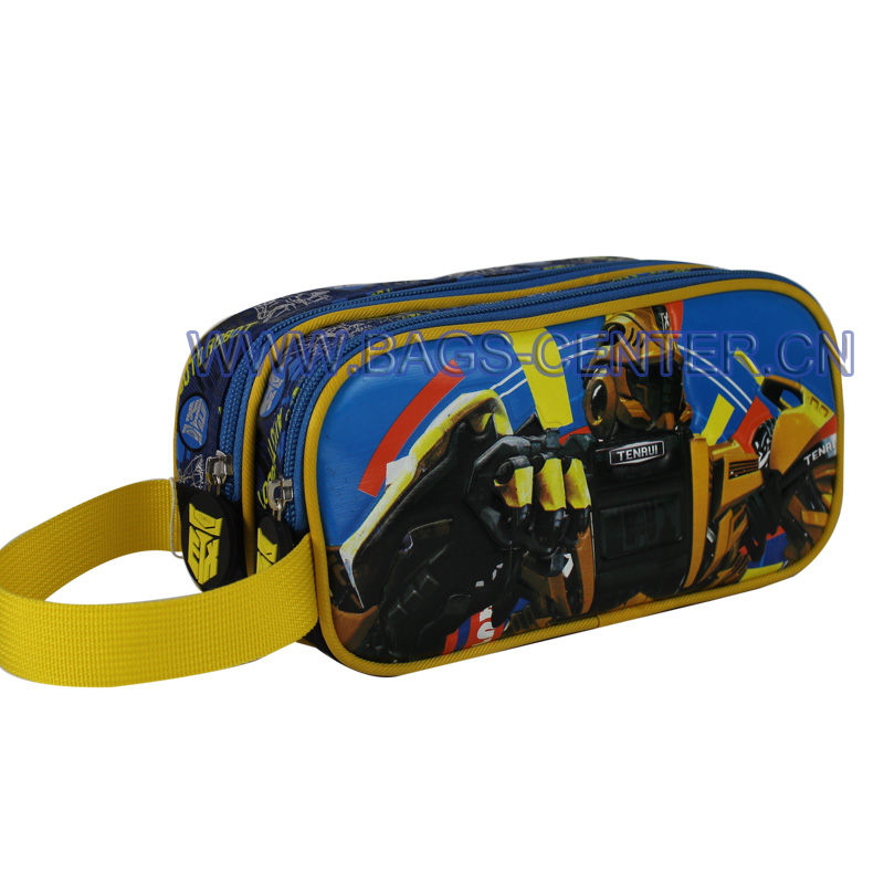 Personalised Transformers Pencil Case ST-15TA11LB