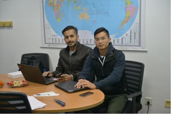 Landee Приветствовала партнеров из Пакистана