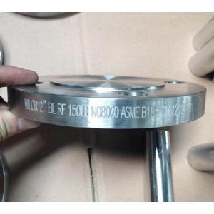 ASTM B462 UNS N08020 Глухой Фланец, DN 50 мм, 150 LB