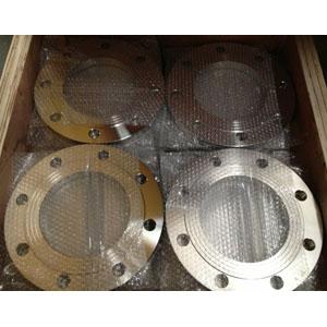 Плоский фланец, ASTM A182 F304, PN 16, DN 125