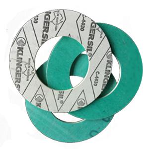 C4430 прокладка из синтетического волокна с уплотнителем КЛИНГЕРСИЛ, DN150
