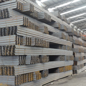 Двутавровая стальная балка, 200 X 150MM, 9M