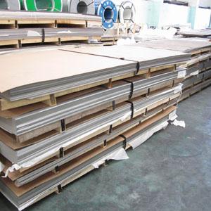 Плита из нержавеющей стали 316 SS, толщина 6 мм, длина 2400мм