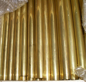 Латунная Трубка, ASTM B111 C44300, 19.05×2.11×6400 mm