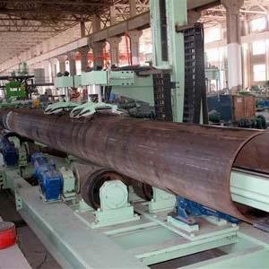 Сварная прямошовная труба, DN750, 12,7мм, 12м