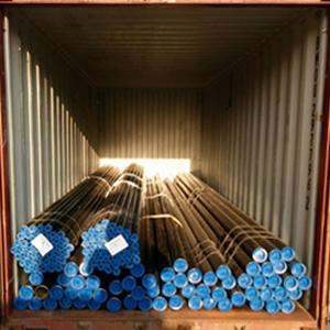 Трубы из углеродистой стали, DN15, 3,73мм, сажевое защитное покрытие