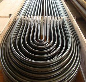 ASTM SA179 U-Образная Труба, Длина 4300 mm, Гладкие Концы