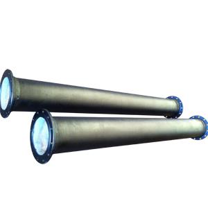 Чугунные Трубы с Фланцами, 300mmX3M